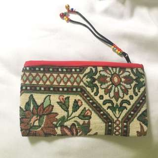 Flower Pencil Case / Pouch