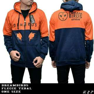 Jaket dreambirds limited