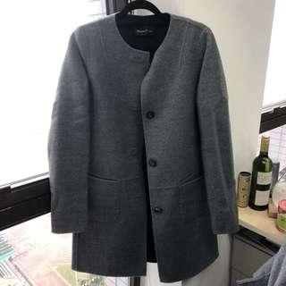 Massimo Dutti Double Side 雙面Coat