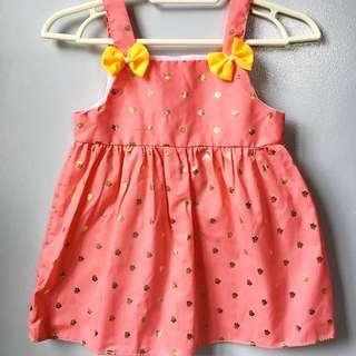 Oli Peach Dress