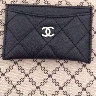 CHANEL Beauty VIP Gift 貴賓禮品 Black Card Holder 可放八達通, 信用卡