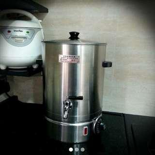 厚料不銹鋼電水壺(九公升)家庭式