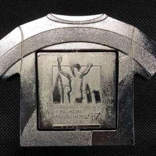 渣打馬拉松2007紀念品