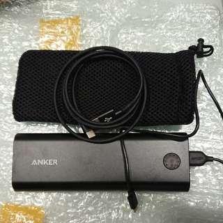 20100mAh USB C portable charger/power bank (anker OEM)