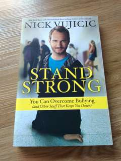 Nick Vujicuc Stand Strong