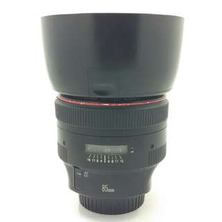 Canon EF 85mm F1.2L MK II