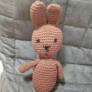 🐕Toys🐕Handmade Legless Bunny Looking For A New Home
