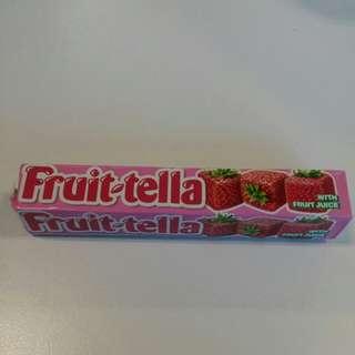 Vintage sweets (Fruit-tella)
