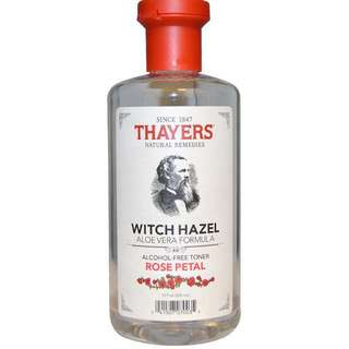 (Diff Types) Thayers Witch Hazel Toner (355ml)