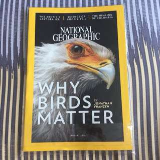 National Geographic (Jan 2018)