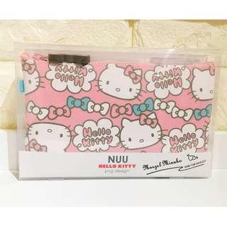 🎀Hello Kitty矽膠化妝/筆袋