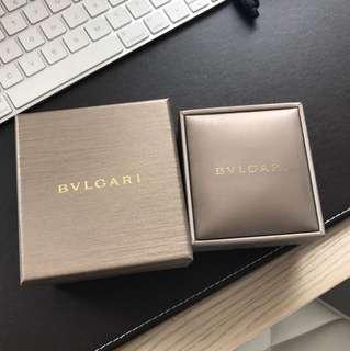 原装Bulgari 頸鍊盒
