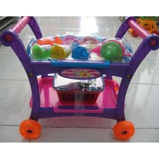 Mainan Anak Troley Istimewa
