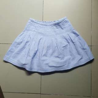 Rustans skirt blue for 7 to 8 year old