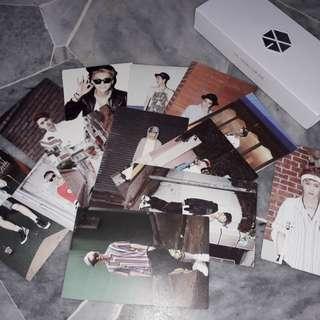 Exo Photocard