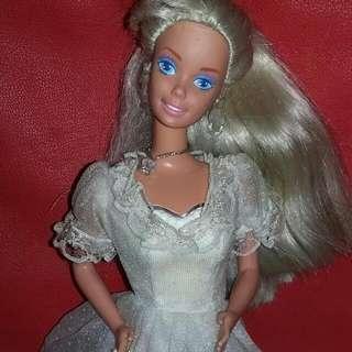 Barbie Vintage Wedding Dress