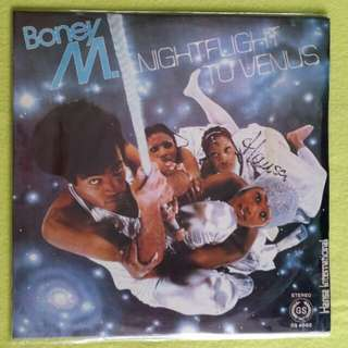 BONNY M. nightflight to venus. Vinyl record