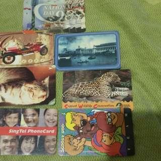 Phonecards