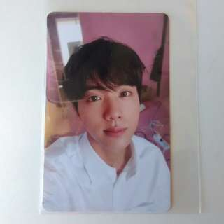 WTT | BTS - Love Yourself photocard — Jin Ver L
