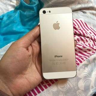 Iphone 5 16GB sliver