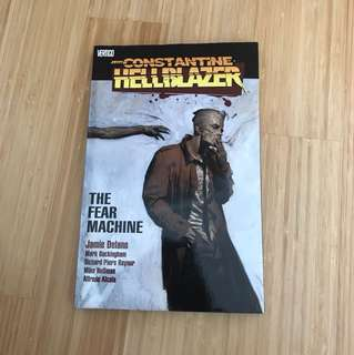 Hellblazer - God Machine
