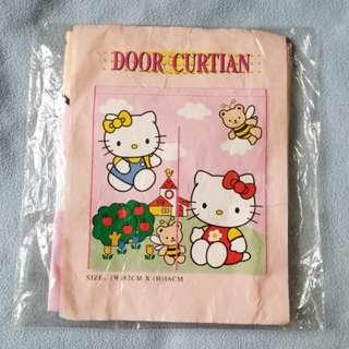 Hello Kitty Door Curtian