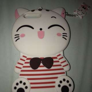 iPhone 7plus cat phone cover