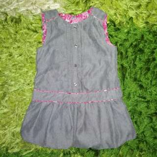 Obaibi dress import bayi