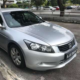 Honda Accord 2.4A 2008