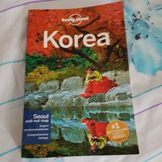 Korea by lonely planet