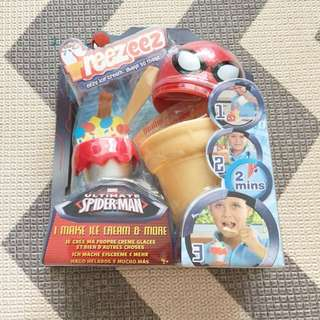 Spider-Man ice cream maker