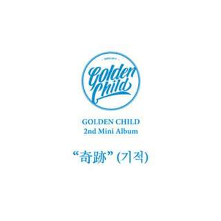 [PREORDER] Golden Child - Miracle (2nd Mini Album)