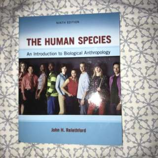 Textbook for sale