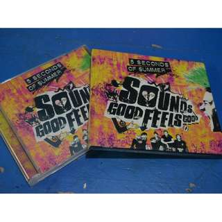 5 SECONDS OF SUMMER SOUNDS GOOD FEELS GOOD DELUXE