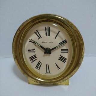 Bulova 上世紀早期古董旅行自動鬧鐘