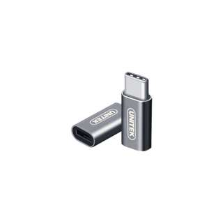 Unitek USB Type C(Male)to Micro USB(Female)Adaptor Set of 2/Y-A027AGY