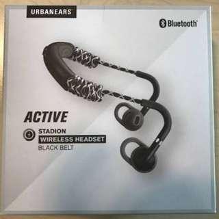 Urbanears Stadion Bluetooth earphones