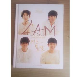 2AM - The Second Album 'One Spring Day'