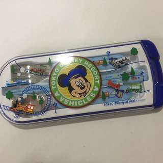 🆕Tokyo Disney Mickey Mouse Cutlery Set