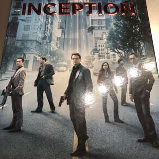 Inception original DVD box set