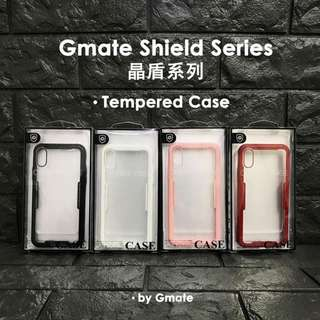iPhone 8/ 8 Plus Gmate Shield Series (Tempered Back Case)