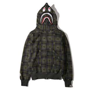 Bape x Undefeated Jacket Pullover Hoodie Jackets Sweater