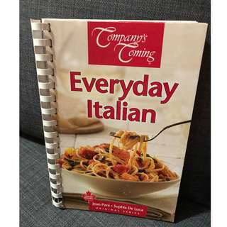 Company's Coming Cookbook by Jean Pare