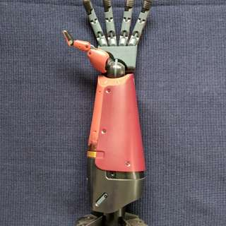 Metal Gear Solid V: The Phantom Pain Snake's Robotic Arm