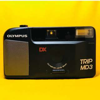 Olympus Trip MD3  | 35mm film point and shoot camera