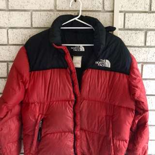 Men's 90s vintage The North Face 700 puffer jacket