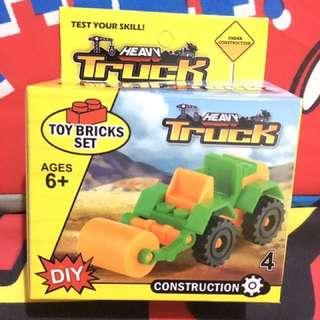 Toy Brick set 2 truck