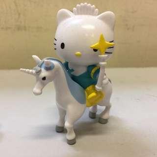 7-11 hello kitty Daniel 公仔