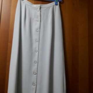 GINKOO長裙腰約70公分,長約82公分 不含運費不退貨