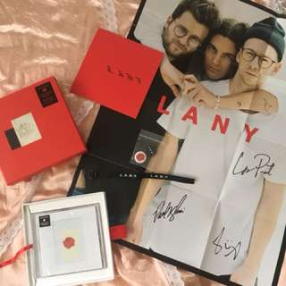 LANY Deluxe Box Set (Signed)